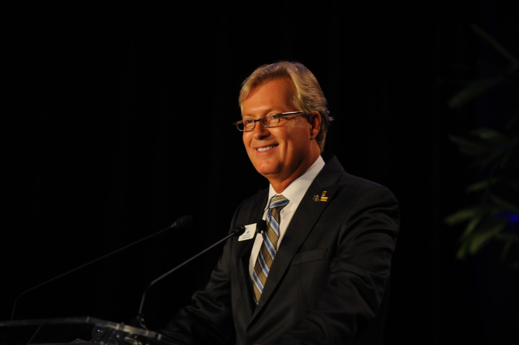 FPRA State President Jeff Nall, APR, CPRC