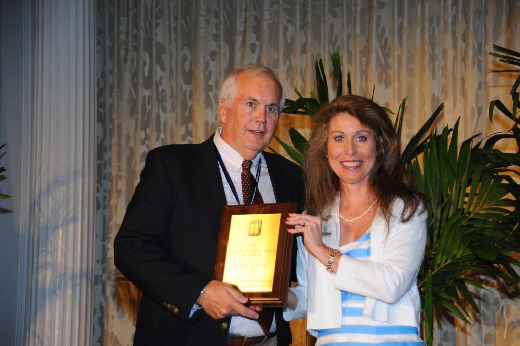 2013 Past President's Award