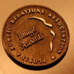 FPRA Image Awards coin.