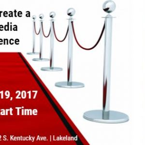 Dick Pope/Polk County: How to Create a VIP Media Experience @ Fresco's Bakery & Bistro Underground Speakeasy