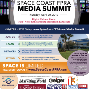 Space Coast FPRA Media Summit @ Canaveral Port Authority