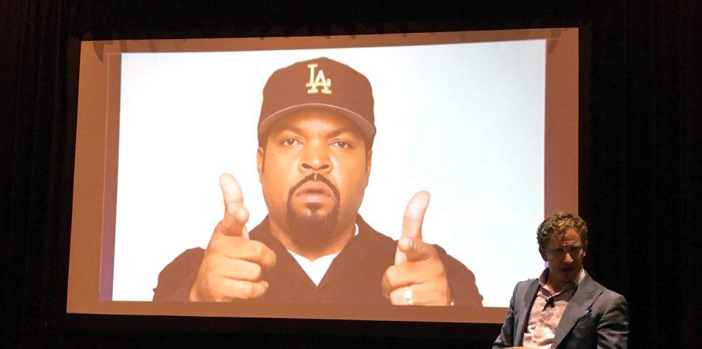 Josh Davies Ice Cube