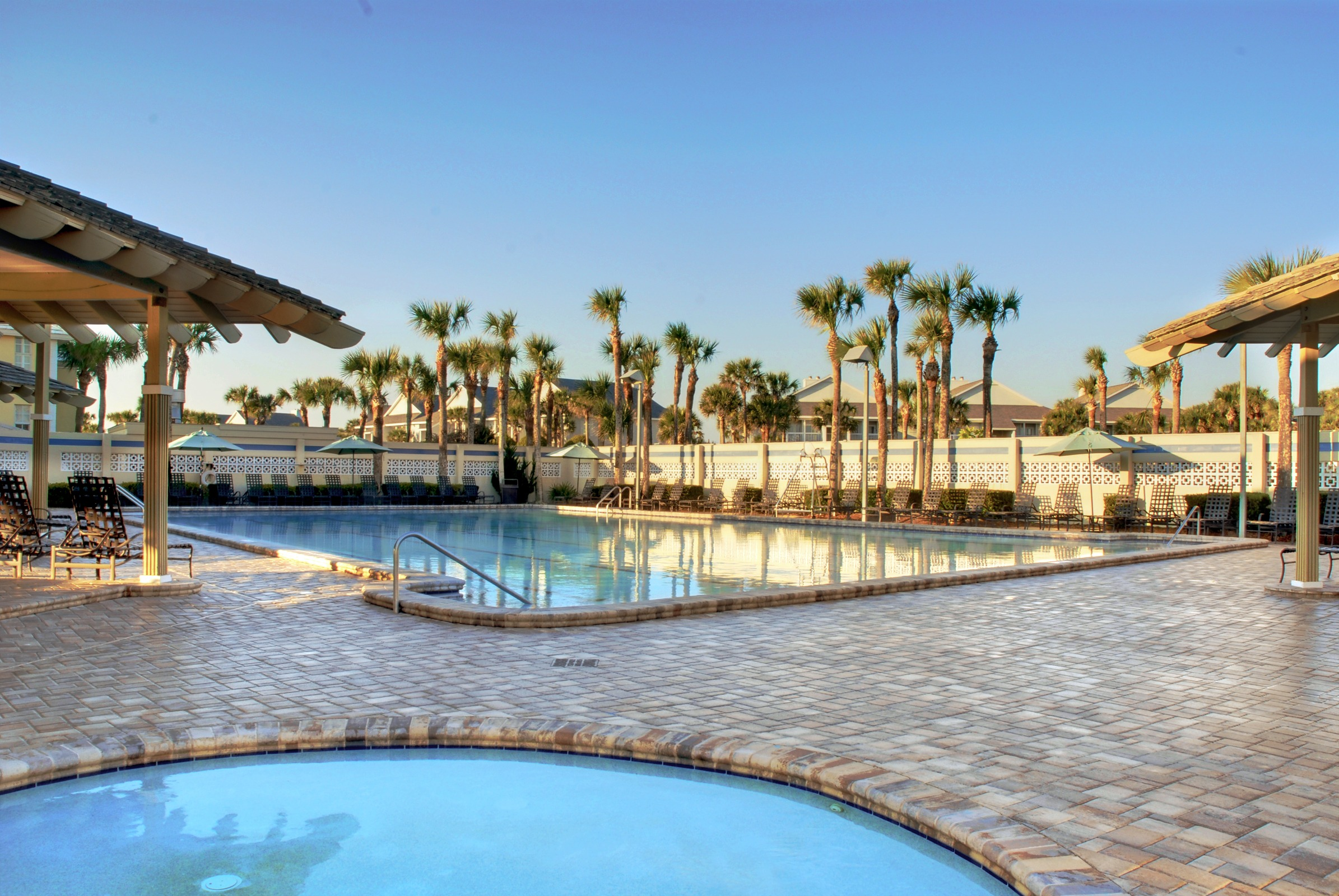 Home Professional Development 2019 Annual Conference Resort Information Cabana Beach Club Pool