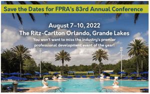 FPRA 2022 Annual Conference